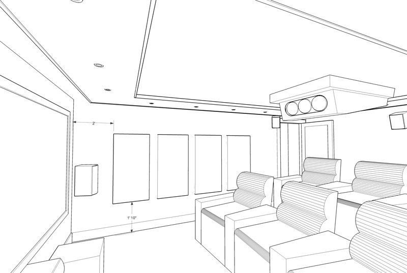 Line Art Render : Google sketchup the free ht design and planning tool