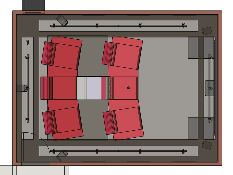 Google sketchup the free ht design and planning tool - Home theater design tool ...